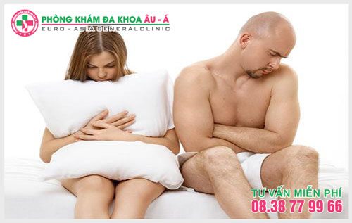 Yếu sinh lý ở nam giới và phương pháp điều trị hiệu quả nhất